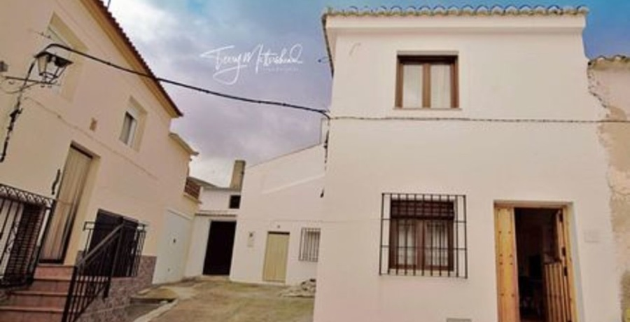 Townhouse, Alhama de Granada, Spain
