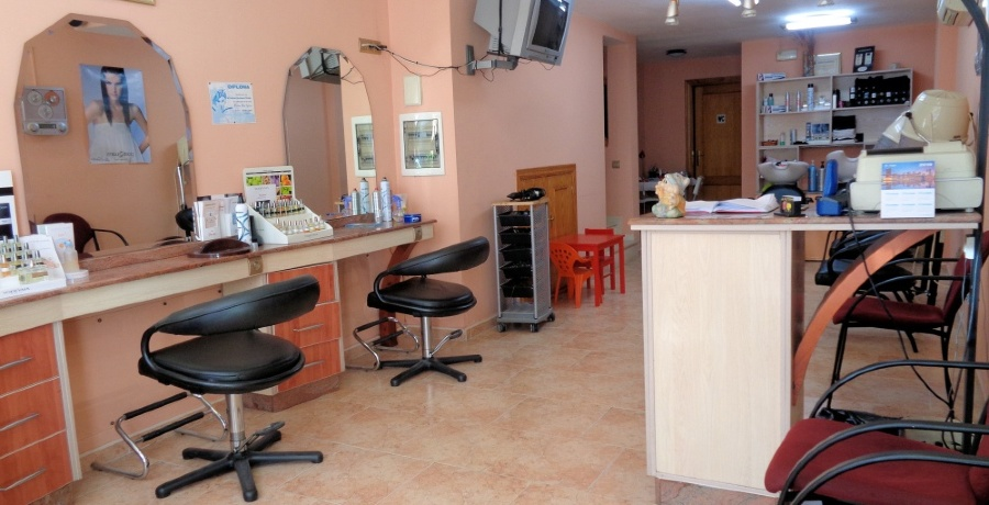 Beautician and hairdressers, Fuengirola, Spain