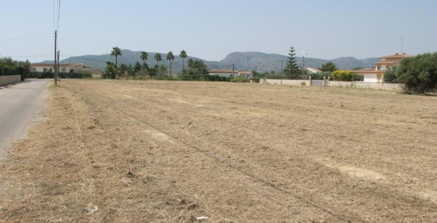Plot, Javea, Spain
